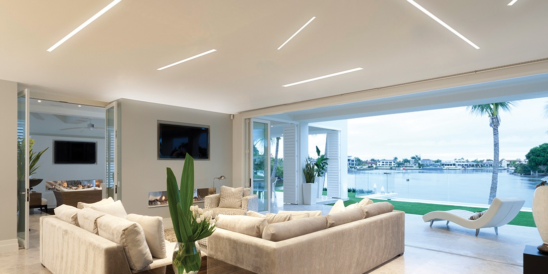 Create Amazing Linear Lighting Designs