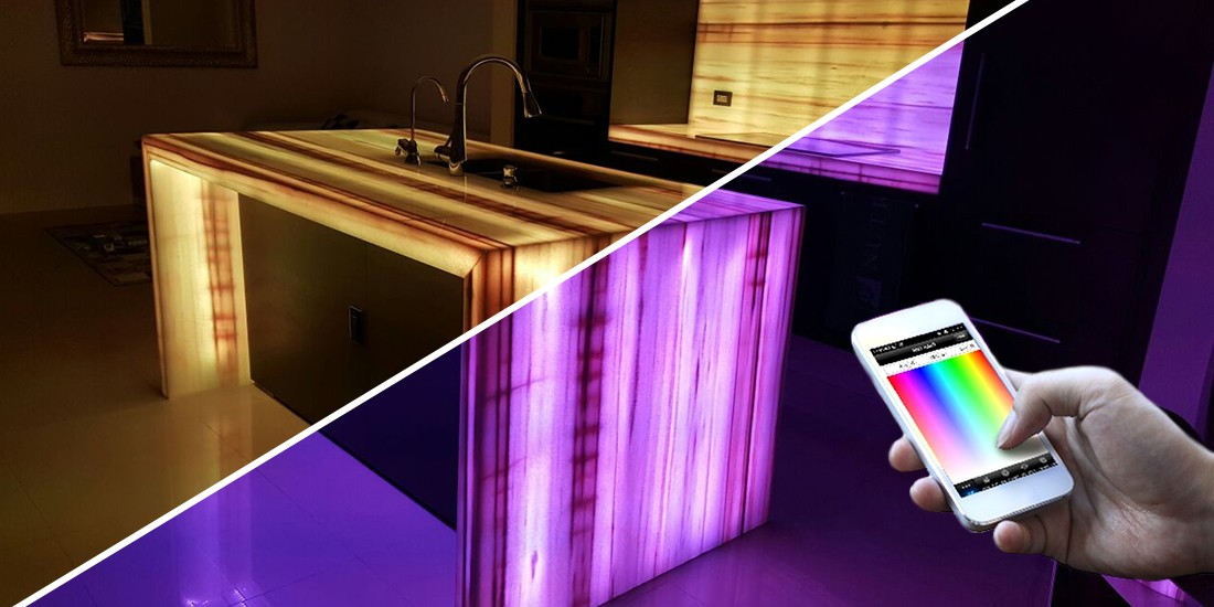 Control your RGB lighting from your phone