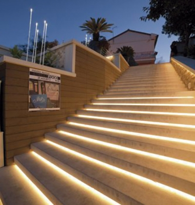 Outdoor Stair Light